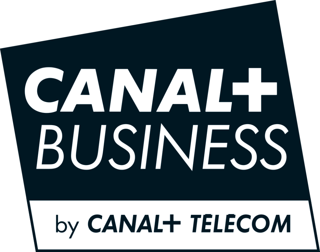 Logo canal+ business