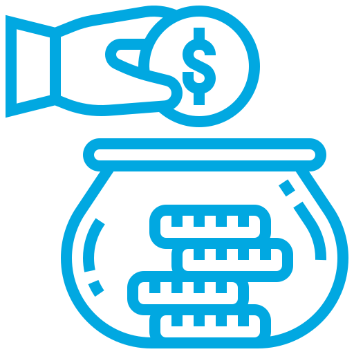logo save money