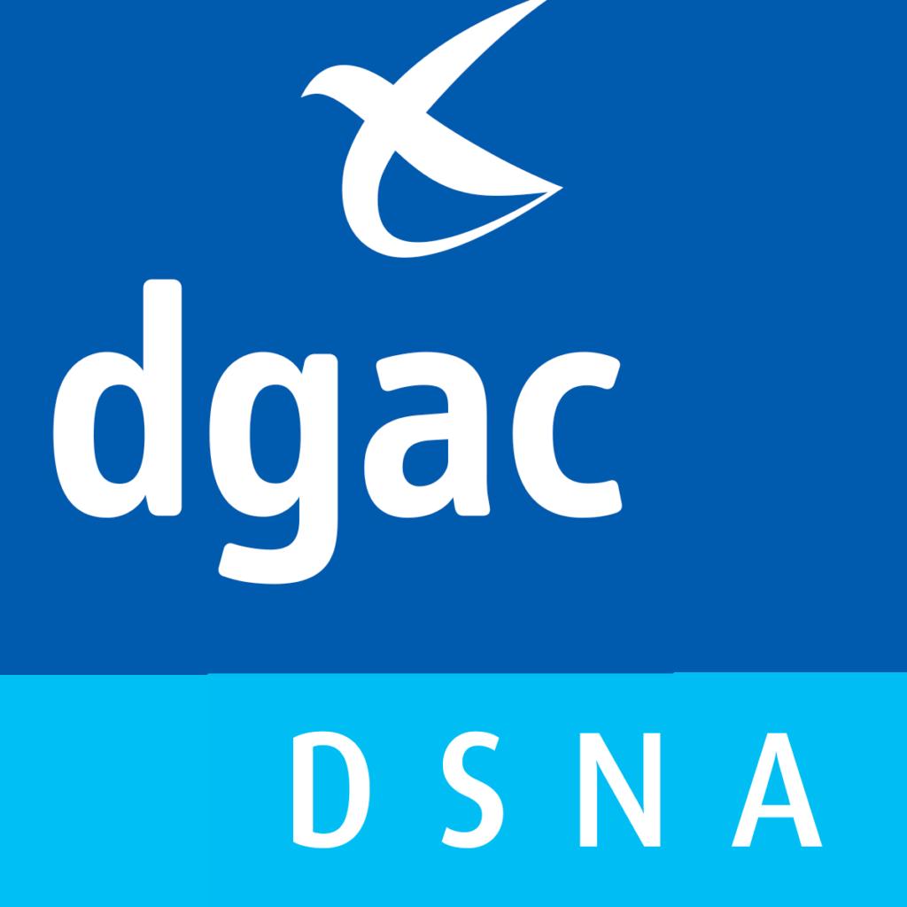 logo DGAC DSNA
